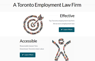 Toronto Employment Lawyer Blog