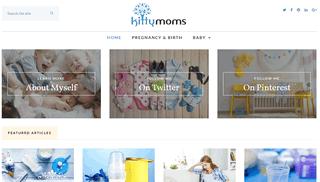 A Blog Inspiring Moms