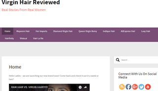 Virgin Hair Reviewed