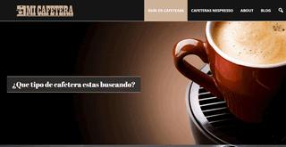 Mi Cafetera Blog