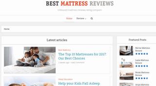 Best Mattress Reviews