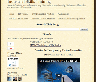 Industrial Skills Training