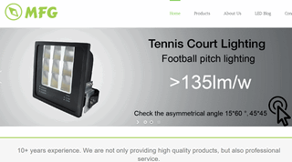 Professional Manufacturer for Tennis court Lighting, LED Low Bay Lighting