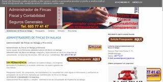 Administradores de fincas Malaga