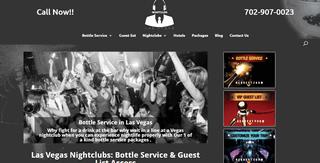 Las Vegas Guest list