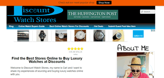 Find the Best Stores Online to Buy Luxury Watches at Discounts