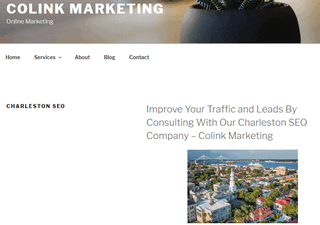 Colink Marketing Organic Search Optimization in SC