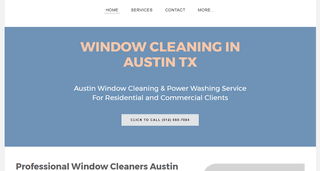 Best Window Cleaning in Austin