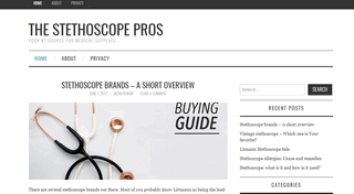 StethoscopePros