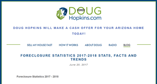 Doug Hopkins Blog