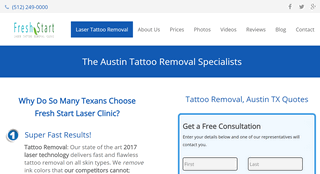 Austin Affordable Tattoo Removal