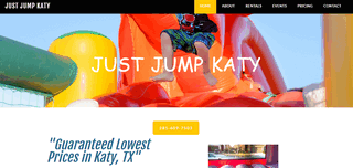 Bounce House Rental in Katy