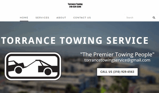 Towing Service Torrance