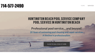 Pool Service Huntington Beach