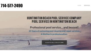 Pool Service Huntington Beach