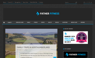 Father Fitness Blog
