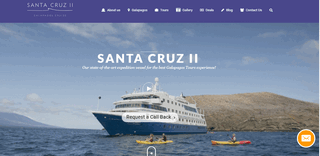 www.santacruzgalapagoscruise.com