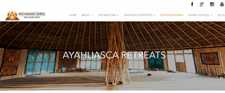 Ayahuasca Retreats Peru