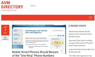 Aumdirectory.com