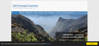 Self Arranged Journeys