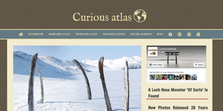 Curious Atlas