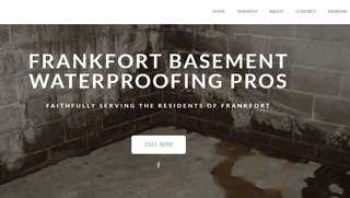 Frankfort Basement Waterproofing