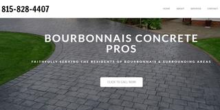 Concrete Driveway Bourbonnais IL