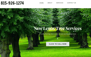 Tree Service New Lenox Il