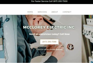 Electrician in Braintree