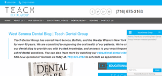 West Seneca Dental Blog