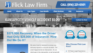 Kansas City Vehicle Accident Blog