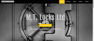 M. T. Locks Ltd - Locksmiths OIdham