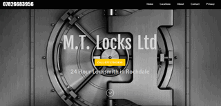 M.T. Locks Ltd Rochdale - Locksmiths Rochdale