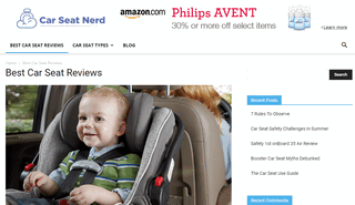 The Car Seat Nerd