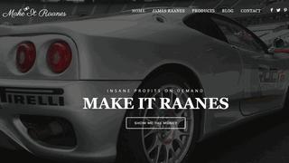 Make It Raanes