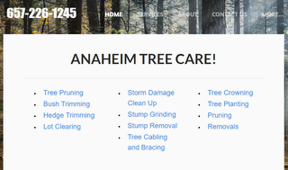 Anaheim Tree Company