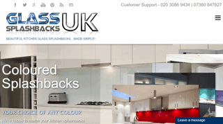 Glass Splashbacks UK