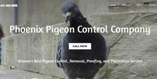 Phoenix Pigeon Control Company