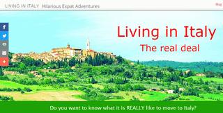 Living in Italy Expat Memoir