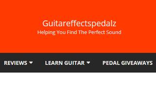 Guitar Effects Pedalz