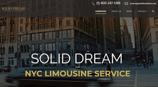 Solid Dream Black Car & Limousine Service