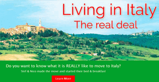 Italy Expat Stories