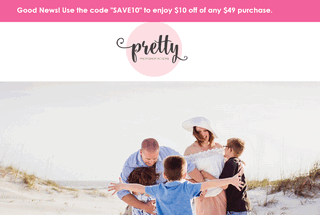 Pretty Photoshop Actions Blog
