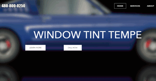Window Tint Phoenix AZ Window Tinters