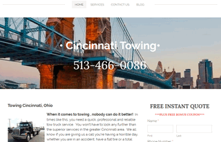 Cincinnati Towing
