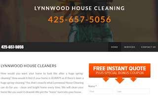 House Cleaning in Lynnwood