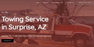 Towing Company Surprise AZ
