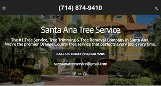 Santa Ana Tree Service CA
