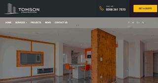Construction Company London