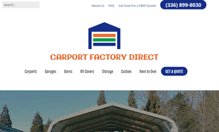 Carport Factory Direct